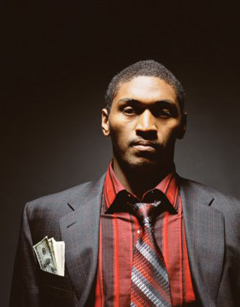 The Lakers Officially Amnesty Metta World Peace