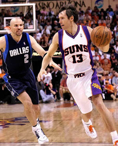 Nash vs. Kidd