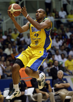 Barbosa for Team Brazil