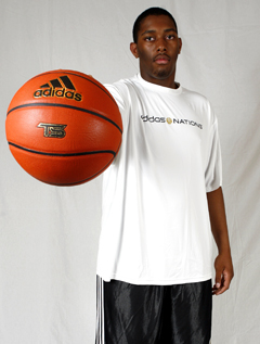 Josh Smith at adidas Nations