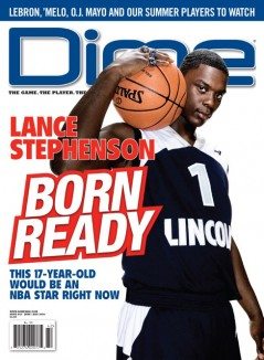 Watch Lance Stephenson Destroy in This High School Highlights M…