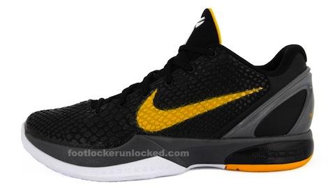 kobe bryant vi. Nike Zoom Kobe VI