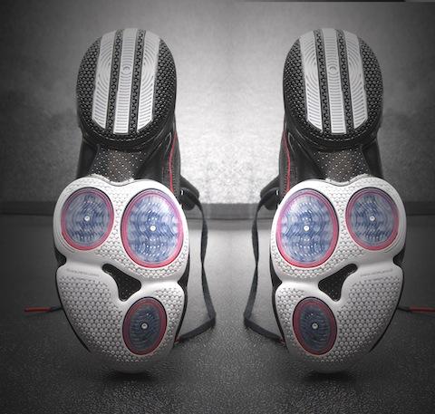 derrick rose adidas adizero. Derrick Rose#39;s Signature Shoe:
