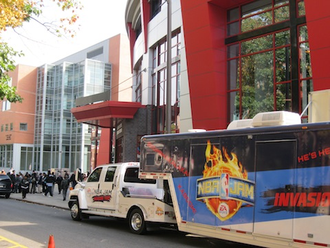 NBA JAM Invasion Tour