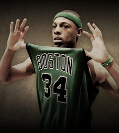 Paul Pierce Leads Boston Back From The Dead; Carmelo Anthony Er…