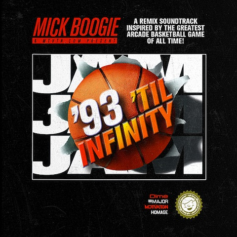 Dime Presents Mick Boogie's New Mixtape: '93 'Til Infinity
