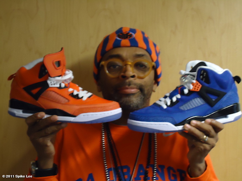 Jordan Spizike - Spike Lee Player Exclusive