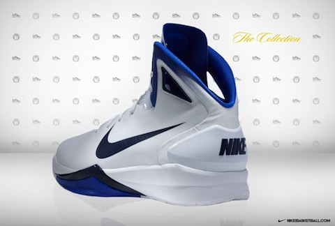 Nike Hyperdunk 2010 - Dirk Nowitzki Player Exclusive