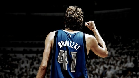 Dirk Nowitzki visits Children's Medical Center to play one-on-o…