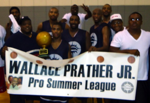 Wallace Prather Jr. Pro-Am