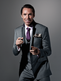 Steve Nash Is Carrying Canada Basketball Into The Future