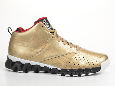 "Reebok Zig Encore ""Beyond The Gold"" Edition"