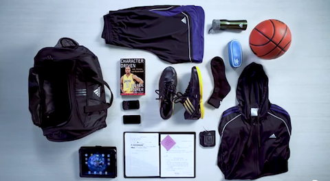 What's In The Bag: Derek Fisher Edition