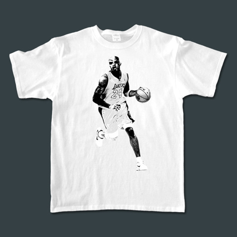 "Digital Gravel's ""Kobe Doom"" T-Shirt"