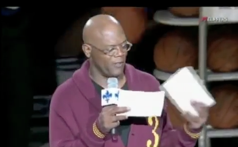 Samuel L. Jackson and the Most Inappropriate Tweet of the NBA P…