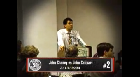 John Calipari John Chaney video