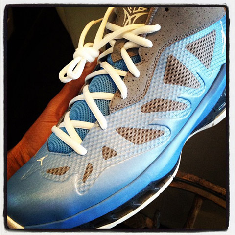 "Jordan Melo M8 Advance ""Italian Icy"" Edition"