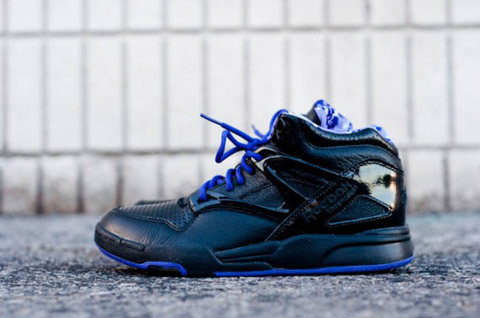 "Reebok Pump Omni Lite ""Black/Purple-Digi Camo"""