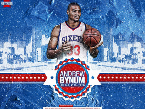 Andrew Bynum Suffers Another Injury Setback For 76ers