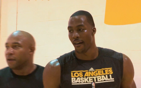 Breaking NBA News: Dwight Howard and Pau Gasol Out Indefinitely