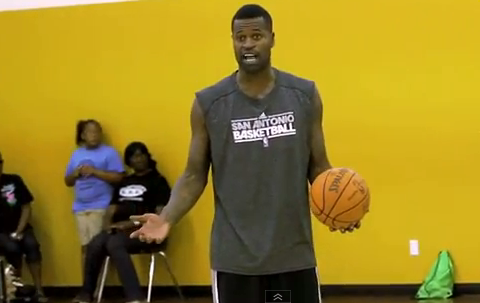 Stephen Jackson Reveals Why the Spurs Released Him Right Before…