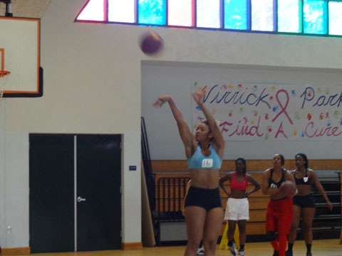 The Bikini Basketball League