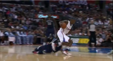 jamal crawford crossover rudy gay video