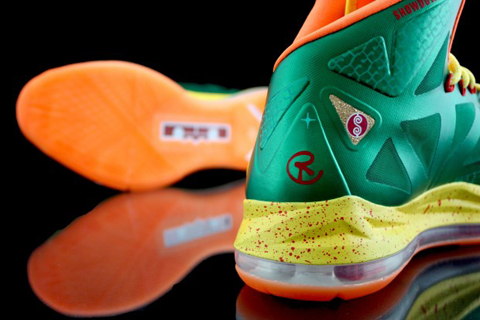 "Nike LeBron X ""The Price Is Right"""