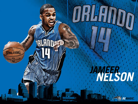 After Breaking Records, All Eyes Are Still On Jameer Nelson