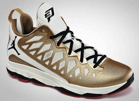 "Jordan CP3.VI ""Metallic Gold"""
