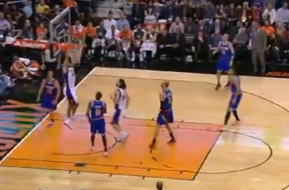 Jared Dudley Hustles for the Steal and Dunk