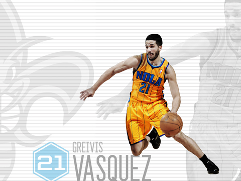 Greivis Vasquez Is Pushing New Orleans Into A New Era