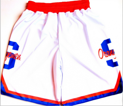 1987 Syracuse Game Shorts