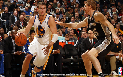 David Lee Should Be A NBA All-Star This Season