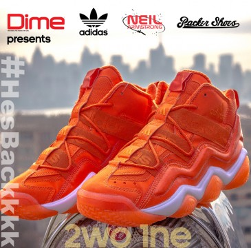 Exclusive Download: DIME X adidas X Packer Shoes X DJ Neil Arms…