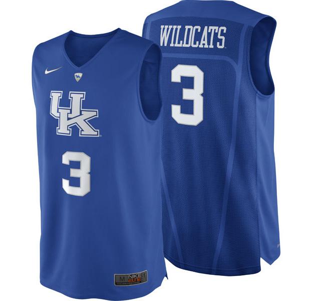 2014 Kentucky Basketball Uniforms