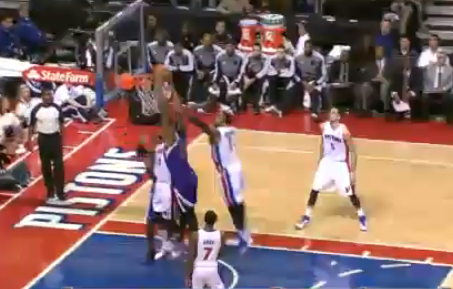 DeMarcus Cousins Fakes And Slams Over Defenders