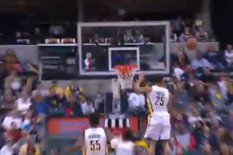 Gerald Green Hosts A Block Party
