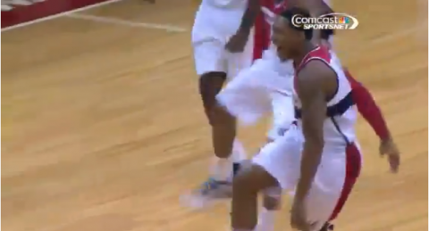 bradley beal game-winner