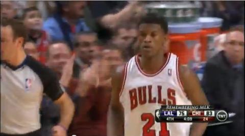 """Chicago Bulls' Jimmy Butler Gets """"Kobe Stopper"""" Nickname; Thin…"""