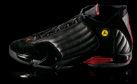 A Perfect Finale: The Air Jordan 14