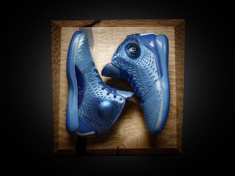 "adidas Reveals New D Rose 3.5 Colorway: The ""Triple Blue"""