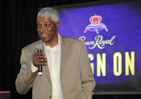 Dr. J Thinks the Lakers Tricked Philly Into Taking Andrew Bynum
