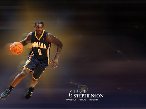 Dime Q&A: Lance Stephenson On His Basketball Ascension In I…