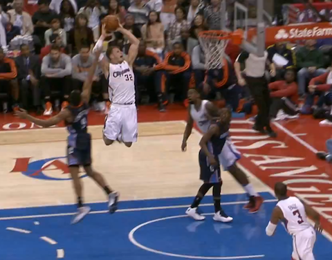Slam Dunk Death Match: Blake Griffin Vs. Himself