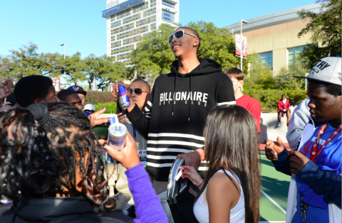 Behind-the-Scenes Video of Anthony Davis' NBA All-Star Weekend