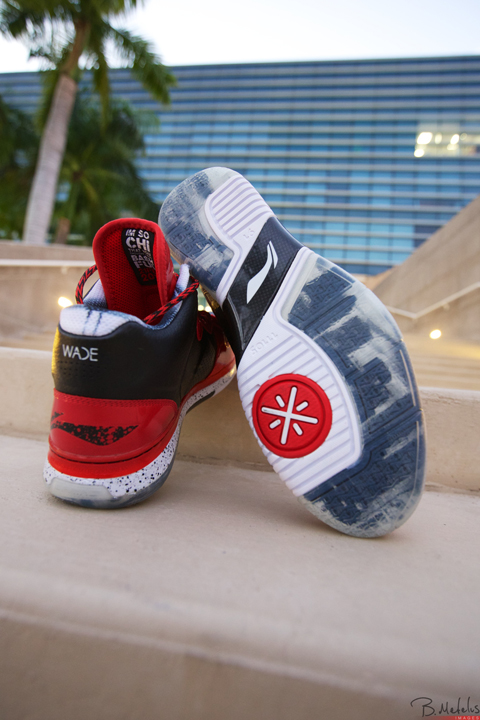 "Li-Ning Way Of Wade ""Chicago"" Player Exclusive"
