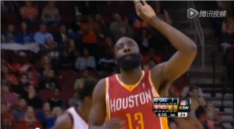 Watch The Best Highlights of James Harden's 46 Points on the Th…