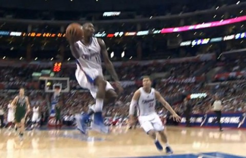 "Jamal Crawford: Blake Griffin Took Huge Alley-Oop ""To A Whole '…"