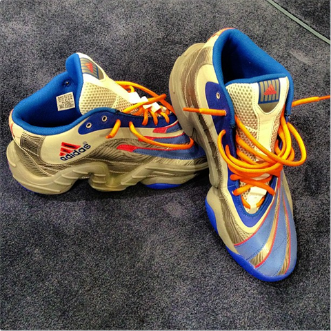 Iman Shumpert's adidas Real Deal Player Exclusives